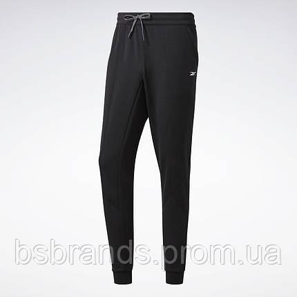 Мужские штаны-джоггеры Reebok Workout Ready FJ4063 (2020/1), фото 2