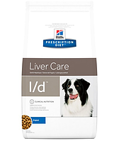 Сухой корм Hills (Хилс) Prescription Diet Canine l/d для собак с заболеваниями печени 12 кг