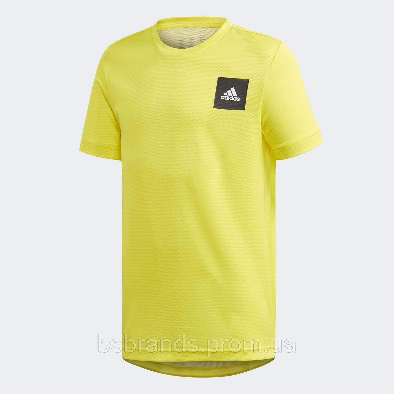 Детская футболка adidas для финеса AEROREADY FM1683 (2020/1)
