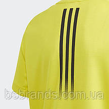 Детская футболка adidas для финеса AEROREADY FM1683 (2020/1), фото 2