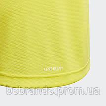 Детская футболка adidas для финеса AEROREADY FM1683 (2020/1), фото 3