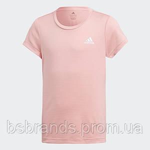 Детская футболка adidas для финеса AEROREADY FM5871 (2020/1)