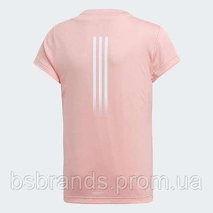 Детская футболка adidas для финеса AEROREADY FM5871 (2020/1), фото 2