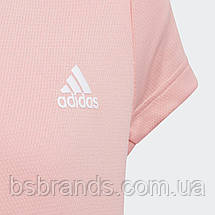 Детская футболка adidas для финеса AEROREADY FM5871 (2020/1), фото 3