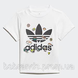 Детская футболка adidas Sushi FM4874 (2020/1)