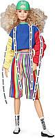 Высокая кукла барби с кучеряшками русая БМР Barbie BMR 1959 Curly Blonde Hair оригинал Mattel