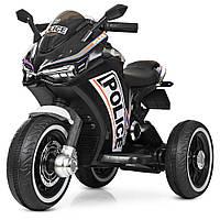 Детский мотоцикл-трицикл Ducati M 4053L-2 черный, фото 1