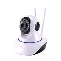 Беспроводная IP-камера Wi-Fi V380 Q5 Plus Белый (YFGGCBB189FR0FNJ) КОД: YFGGCBB189FR0FNJ