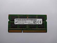 Оперативная память для ноутбука SODIMM Micron DDR3L 8Gb 1600MHz PC3L-12800S (MT16KTF1G64HZ-1G6N1) Б/У
