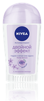 Дезодорант-антиперспирант Nivea Двойной эффект стик 40мл