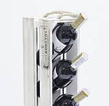 Подставка для вина на 5 бутылок, фото 8
