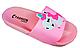 Тапочки детские пляжные UNICORN (Розовый) 34  размер, фото 2