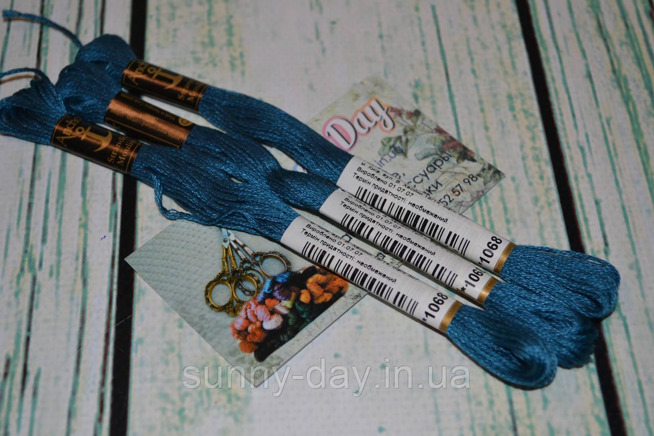Муліне Anchor, колір 1068