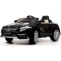 Детский электромобиль Barty Mercedes Benz SL 63 AMG, черный, фото 1