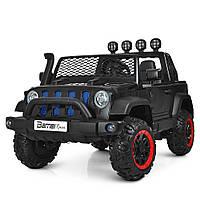 Детский электромобиль Bambi M 4061EBLR-2 Черный