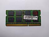 Оперативная память для ноутбука SODIMM Micron DDR3L 8Gb 1600MHz PC3L-12800S (MT16KTF1G64HZ-1G6E1) Б/У, фото 4