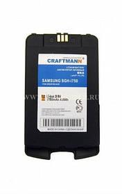 Аккумулятор Craftmann BST366BBE для Samsung SGH-i750 (ёмкость 1100mAh)