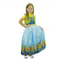 Маскарадный костюм Анна Холодное торжество (размер XL)