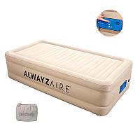 Надувной матрас-кровать BESTWAY 69037 со встроенным электронасосом