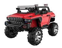 Детский электромобиль T-7837 RED, Jeep, красный