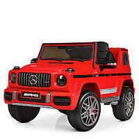 Детский электромобиль Mercedes Benz M 4180EBLR-3 красный