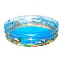 Надувной бассейн BESTWAY 51048 Подводный мир