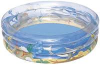 Надувной бассейн BESTWAY 51045 Подводная жизнь