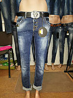 Джинсы женские бойфренды Sessanta 3561, фото 1