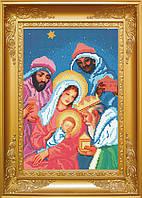 Схема для вишивки бісером Бог Предвічний народився. Арт. КРМ-12