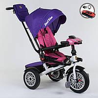⏩ Велосипед детский трехколесный Best Trike 9288 В-7598 фиолетовый, фото 1