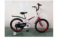 Велосипед двухколесный облегченный Crosser Magnesium Bike Space 14 дюймов белый