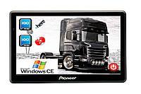 GPS навигатор Pioneer A75 ANDROID с картой Европы для грузовиков (pi_a75tir) КОД: pi_a75tir