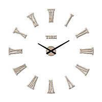 Настенные часы 3d  Декор Карпаты  КОД: 3dc-3c