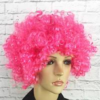 Парик Клоуна (розовый)
