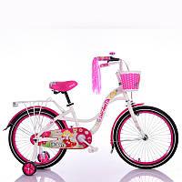 """Велосипед 16 дюймов """"INFANTA-16"""" Cherry"""