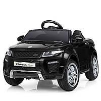 Детский электромобиль Land Rover M 3213EBLR-2 черный, фото 1
