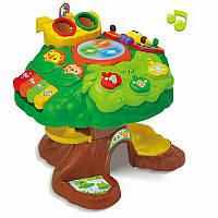 Развивающий, музыкальны, игровой столик Дерево ( аналог VTech) 91150, фото 1