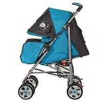 Детская коляска трость Bambi M 2105-1 синяя