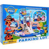 Парковка робокар Поли  ZY-683
