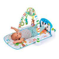 Коврик-пианино для младенца развивающий 63558