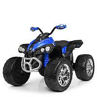 Детский электрический квадроцикл Bambi M 4200 EBLR-4 синий, фото 1