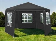 Садовый павильон 2x2x2м серий 6-секционный + 6 СТЕН Палатка Павильон Шатер P0123
