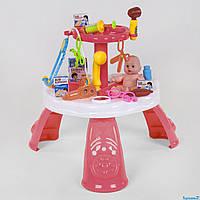 """Игровой набор """"Доктор"""" 322-1, розовый, фото 1"""