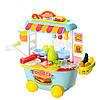 Детская тележка с продуктами Food Car 889-93-94