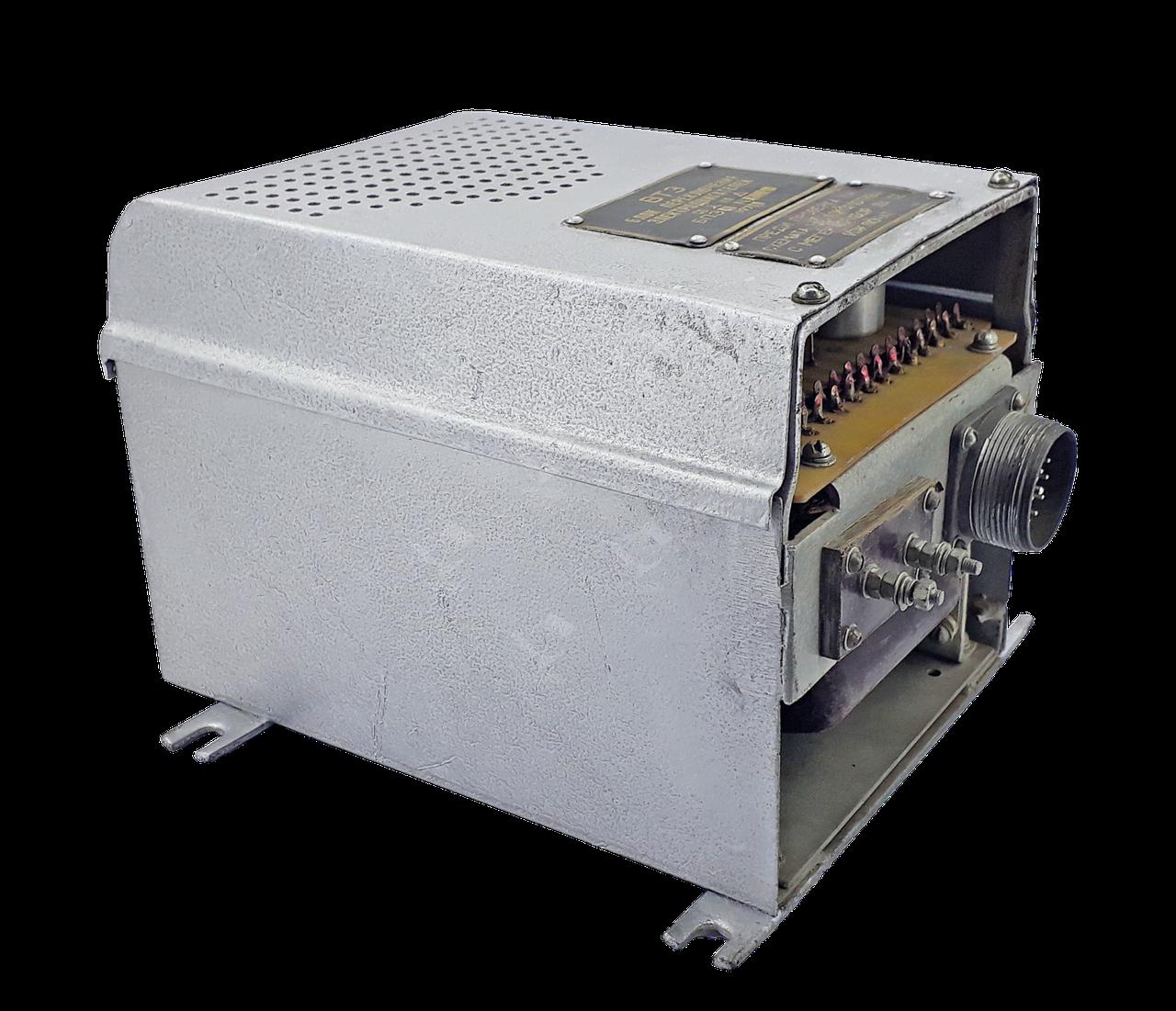 Блок переключения электродвигателей БПЭ4