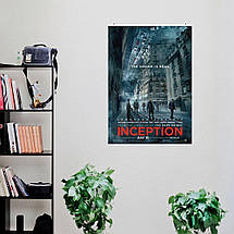 "Постер ""Начало. Inception"", плакат №4. Размер 60x43см (A2). Глянцевая бумага, фото 2"
