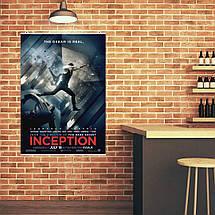 "Постер ""Начало. Inception"", плакат №7. Размер 60x43см (A2). Глянцевая бумага, фото 3"