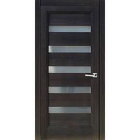Двери  Горизонталь-2 седой дуб крашеные