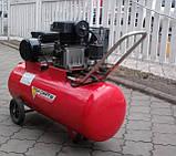 Компрессор FORTE ременной ZA 65-100, фото 2
