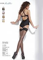 Женские чулки с имитацией шва сзади Amelia BB